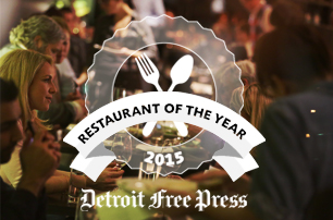 Detroit Free Press - Restaurant of the Year